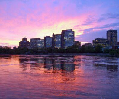 Hull_sunset